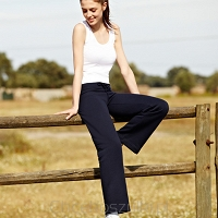 Ladies French Terry Jog Pants